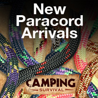 Camping Survival Paracord 200×200
