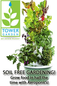 Aeroponic Garden Tower Main
