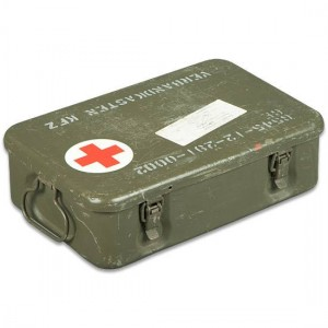 German Trauma Kit