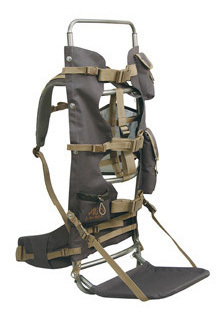ALPS Outdoorz Commander Freighter Frame Plus Pack Bag pic 2