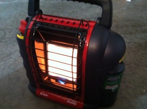 Safe Indoor Heating Mr Heater Portable Buddy Prepper