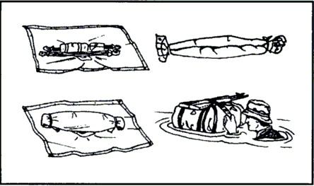 poncho raft