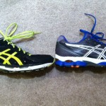 Asics Running Shoes 1