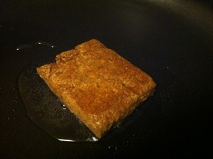 Hardtack Frying