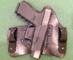 Crossbreed IWB Holster Glock