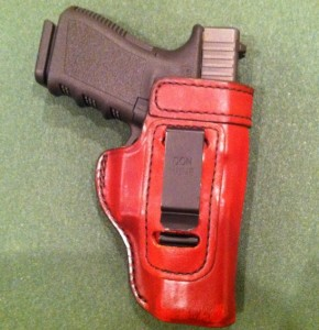 Don Hume IWB Clip On Glock
