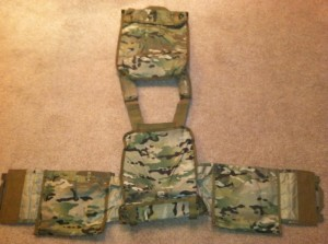 Tactical Tailor TTRAC Inside