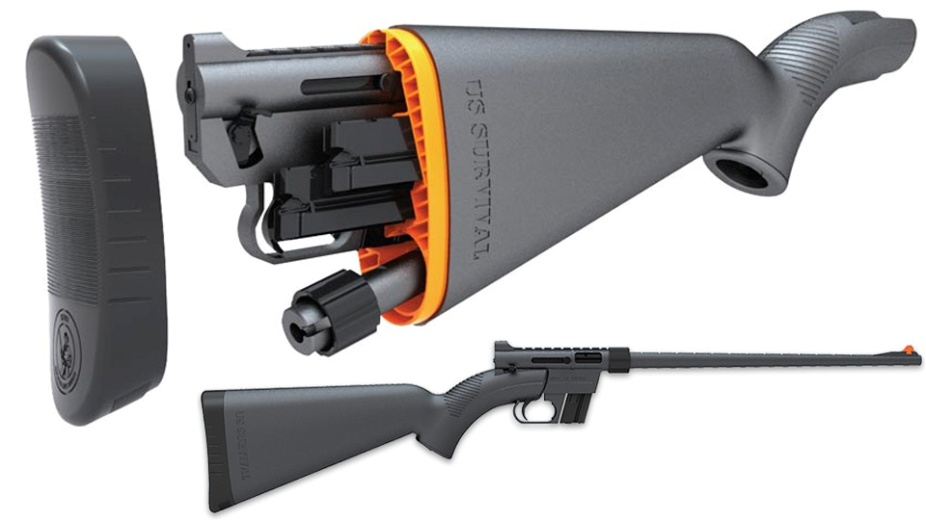 Best survival 22 rifle