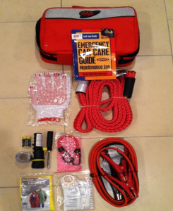 AAA Roadside Emergency Kit