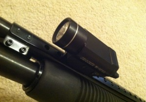 Streamlight Shotgun Mount 1