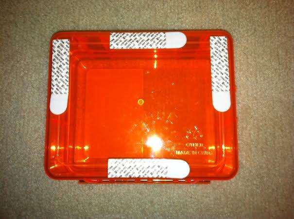 Shower Gun Box 4