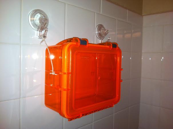 Shower Gun Box 6