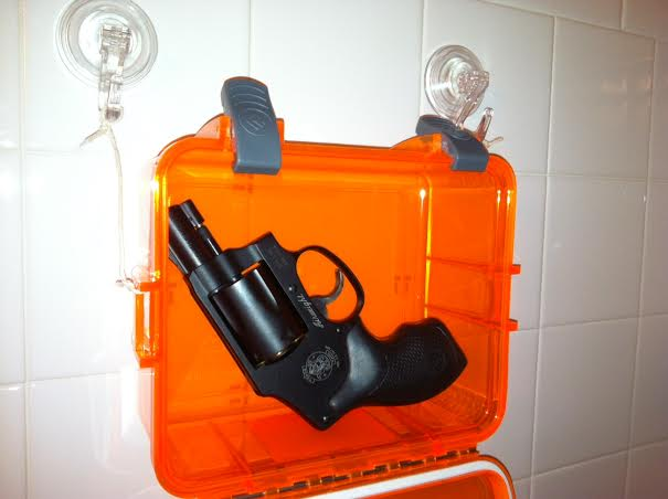 Shower Gun Box 7