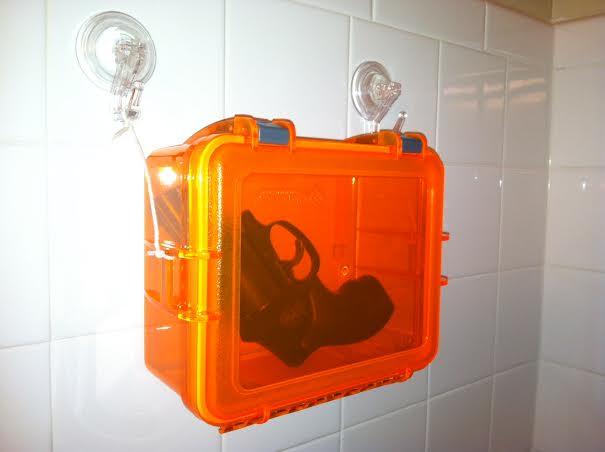 Shower Gun Box 8
