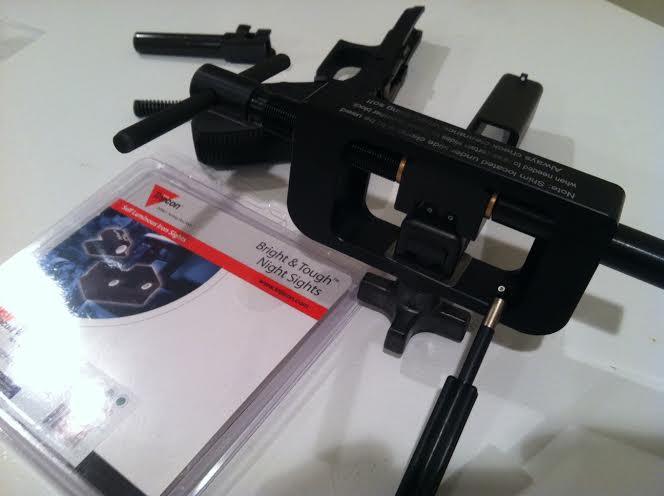 MGW Sight Pusher Glock