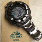Casio PRW2500T-7CR Pathfinder Protrek