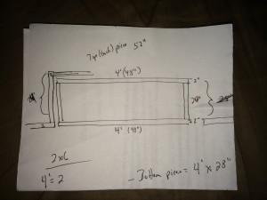 Hidden Gun Storage Plan