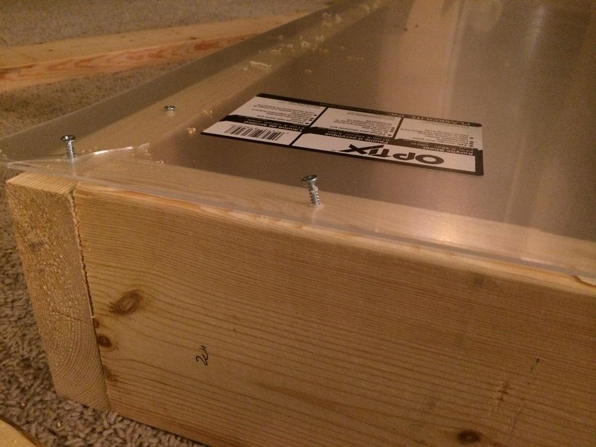 Diy Hidden Bed Diy Under Bed Gun Storage