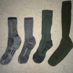 Wool Sock Review