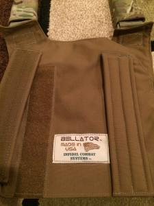 Bellator Plate Carrier Comfort Panels