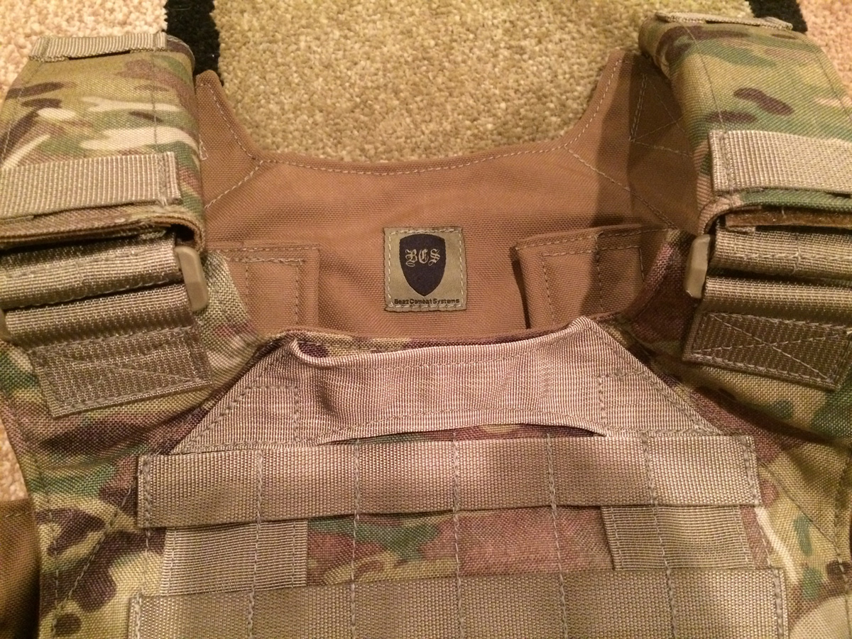 Infidel Body Armor Review With Bellator Plate Carrier