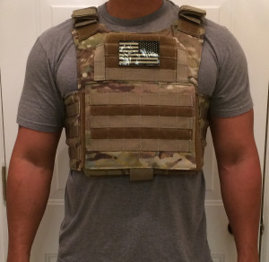 Infidel Body Armor with Bellator Plate Carrier