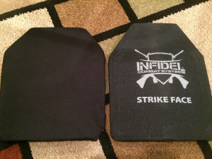Infidel Body Armor vs BulletproofMe Level IV Plates