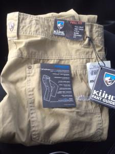 Kuhl Revolvr Pants Review