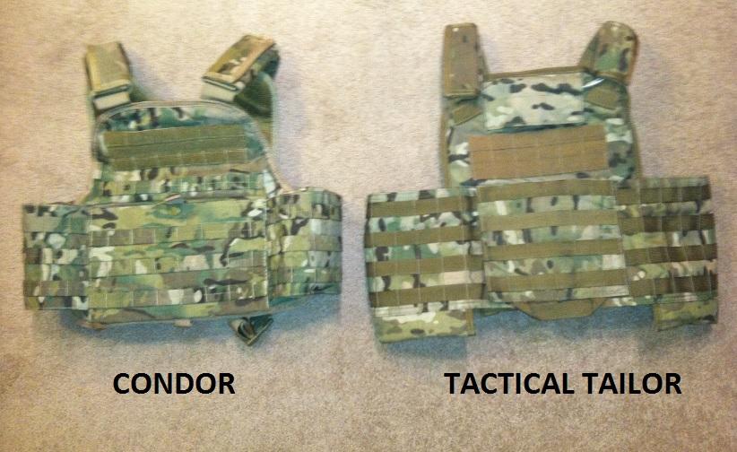 Condor MOPC Modular Operator Plate Carrier Armored Vest