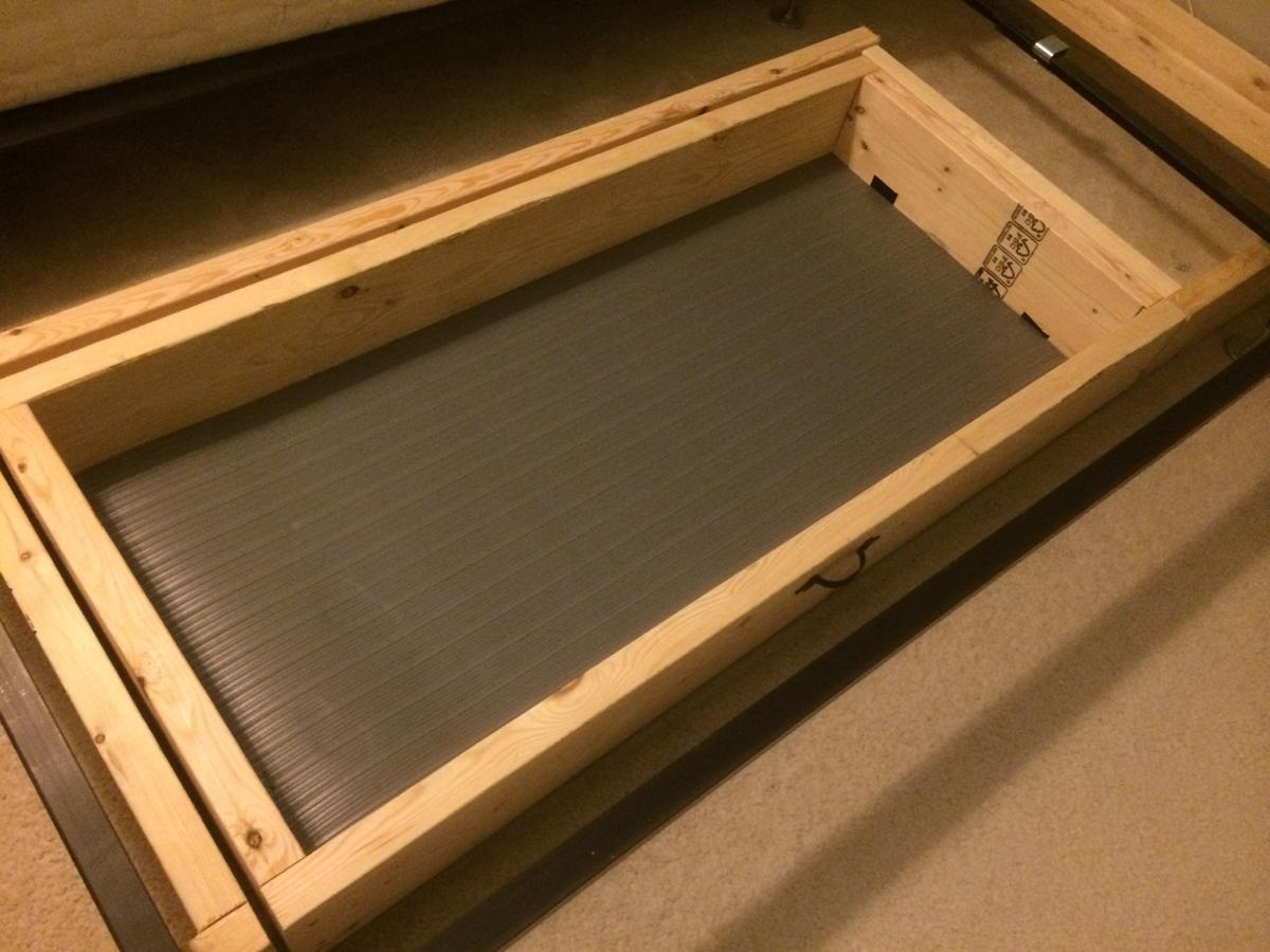 Hidden Gun Storage Under Bed Frame Prepper Resources Com